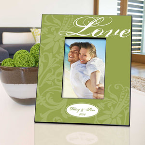 Personalized Picture Frame - Love | JDS