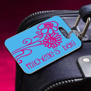 Personalized Luggage Tags | JDS