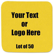Load image into Gallery viewer, Custom Personalize Your Own Coasters (Lot of 50) | DG Custom Graphics