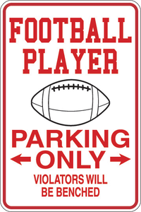 Personalized Novelty Occupation Parking Sign, Work Signs, Funny Gift Signs | DG Custom Graphics