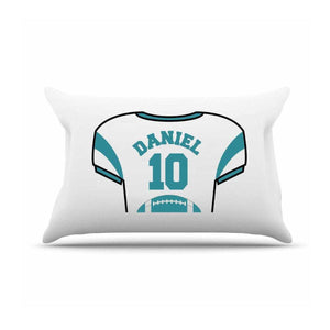 Personalized Kids Jersey Pillow Case | JDS