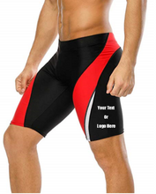 Load image into Gallery viewer, Custom Personalized Designed Swim Team Swimming Jammers | DG Custom Graphics