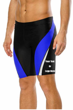 Load image into Gallery viewer, Custom Personalized Designed Swim Team Swimming Jammers