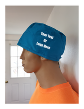 Load image into Gallery viewer, Custom Personalize Design Your Doctor or Nurse Scrub Cap | DG Custom Graphics