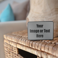 Load image into Gallery viewer, Personalized Bluetooth Speaker with Full Color Artwork, Photo or Logo | teelaunch