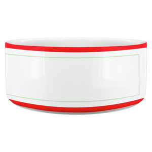 Personalized Dog Bowl | teelaunch