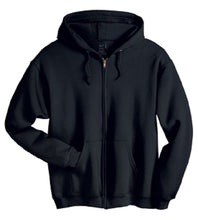 Load image into Gallery viewer, Custom Personalized Zip-up Hoodie Sweatshirt | DG Custom Graphics