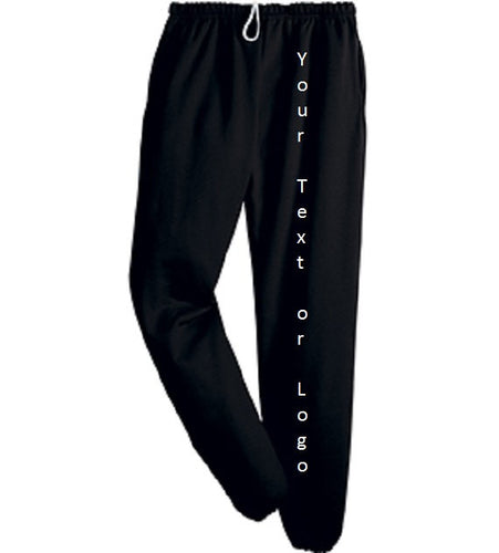 Custom Personalized Design Your Own Pocketed Sweatpants
