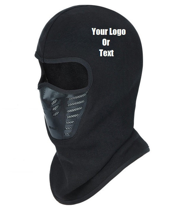 Custom Personalize Design Your Balaclava Windproof Ski Mask | DG Custom Graphics