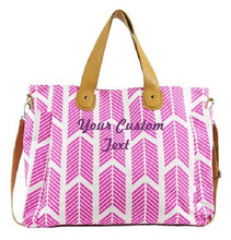Custom Personalized Monogrammed/embroidered Diaper Bag