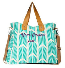 Load image into Gallery viewer, Custom Personalized Monogrammed/embroidered Diaper Bag | DG Custom Graphics