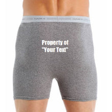 Custom Personalized Designed Boxers
