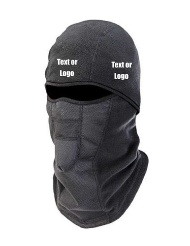 Custom Personalize Design Your Balaclava Wind-resistant Hinged Mask | DG Custom Graphics