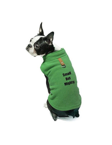 Custom Personalize Design Your Own Fleece Cold Weather Dog Vest (pet Clothing) | DG Custom Graphics