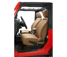 Load image into Gallery viewer, Custom Personalized Jeep Wrangler Seat Covers (front Seats)