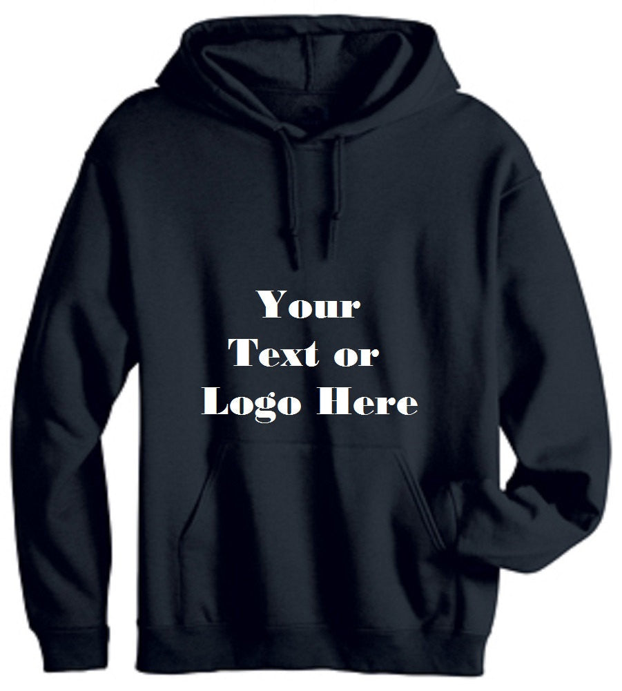 Custom Personalized Design Your Own Hoodie Sweatshirt | DG Custom Graphics