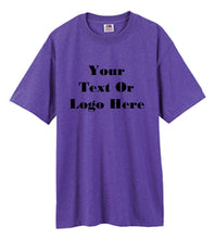 Custom Personalized Design Your Own T-shirt