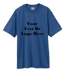 Custom Personalized Design Your Own T-shirt (lot Of 25) | DG Custom Graphics