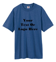 Load image into Gallery viewer, Custom Personalized Design Your Own T-shirt