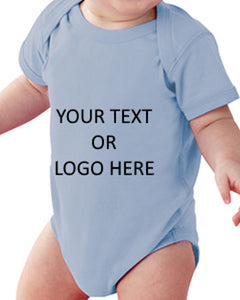 Custom Personalized Baby Body Suit (creeper, Romper) | DG Custom Graphics