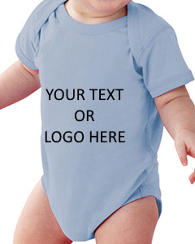 d06782bb678 Custom Personalized Baby Body Suit (creeper