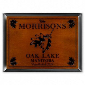 Personalized Signs - Cabin Series - Pub Sign - Cabin Decor | JDS