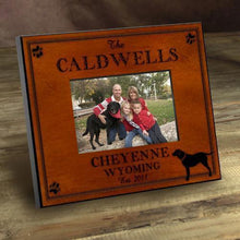 Load image into Gallery viewer, Personalized Cabin Series Picture Frames | JDS