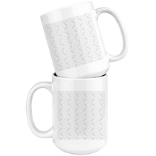 Load image into Gallery viewer, Mug Personalized -White 15 oz | teelaunch