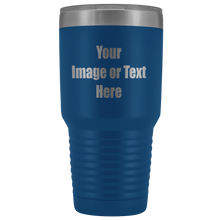 Load image into Gallery viewer, Personalized Laser Engraved 30 oz. Vacuum Tumbler | teelaunch