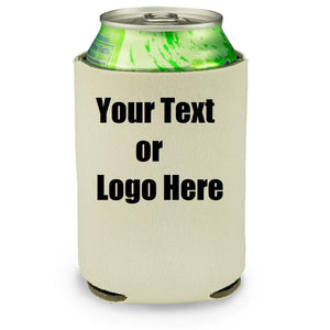 Custom Personalize Your Own Can Cooler | DG Custom Graphics