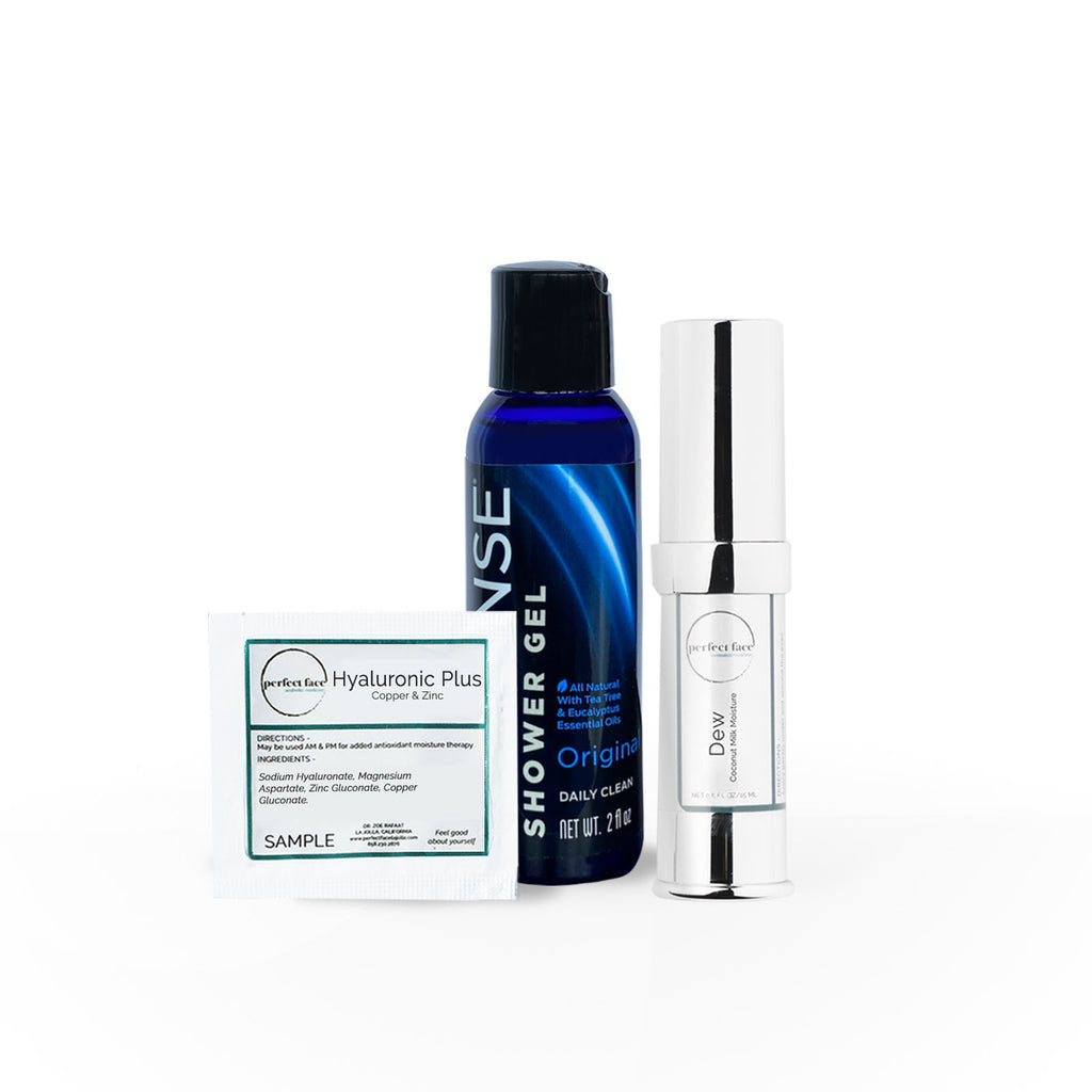 Perfect Face Aesthetic Medicine - PFAM La Jolla - Men's Mini Lineup