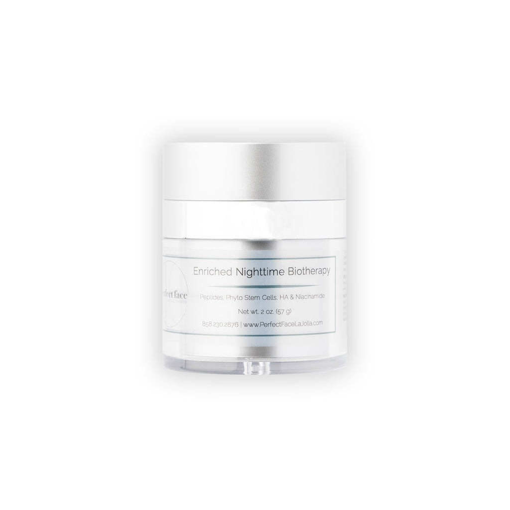 Perfect Face Aesthetic Medicine - PFAM La Jolla - Dr. Zoe's Lineup - Enriched Nighttime Biotherapy