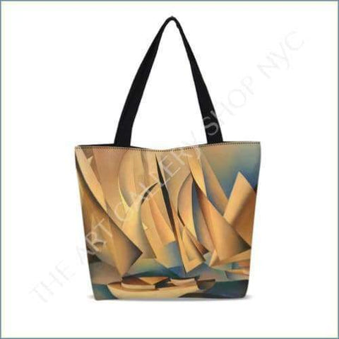 Art Shop | Charles Sheeler Pertaining To Yachts And Yachting Canvas Zip Tote