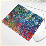 Art Shop | Claude Monet Weeping Willow Mouse Pad