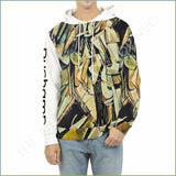 Art Shop | Marcel Duchamp Nude Descending Mens Hoodie