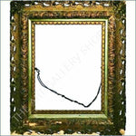 Baroque Picture Frame | Antique 19Th 20Th Handsel Barbizon Style Dark Gold