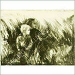 Joan Purcell | Summer Place Original Stone Lithograph A|P