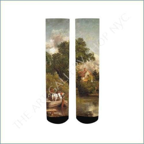 John Constable | The White Horse Womens Socks