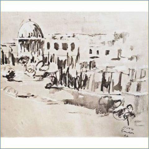 Simeon | A Study Of Jerusalem City