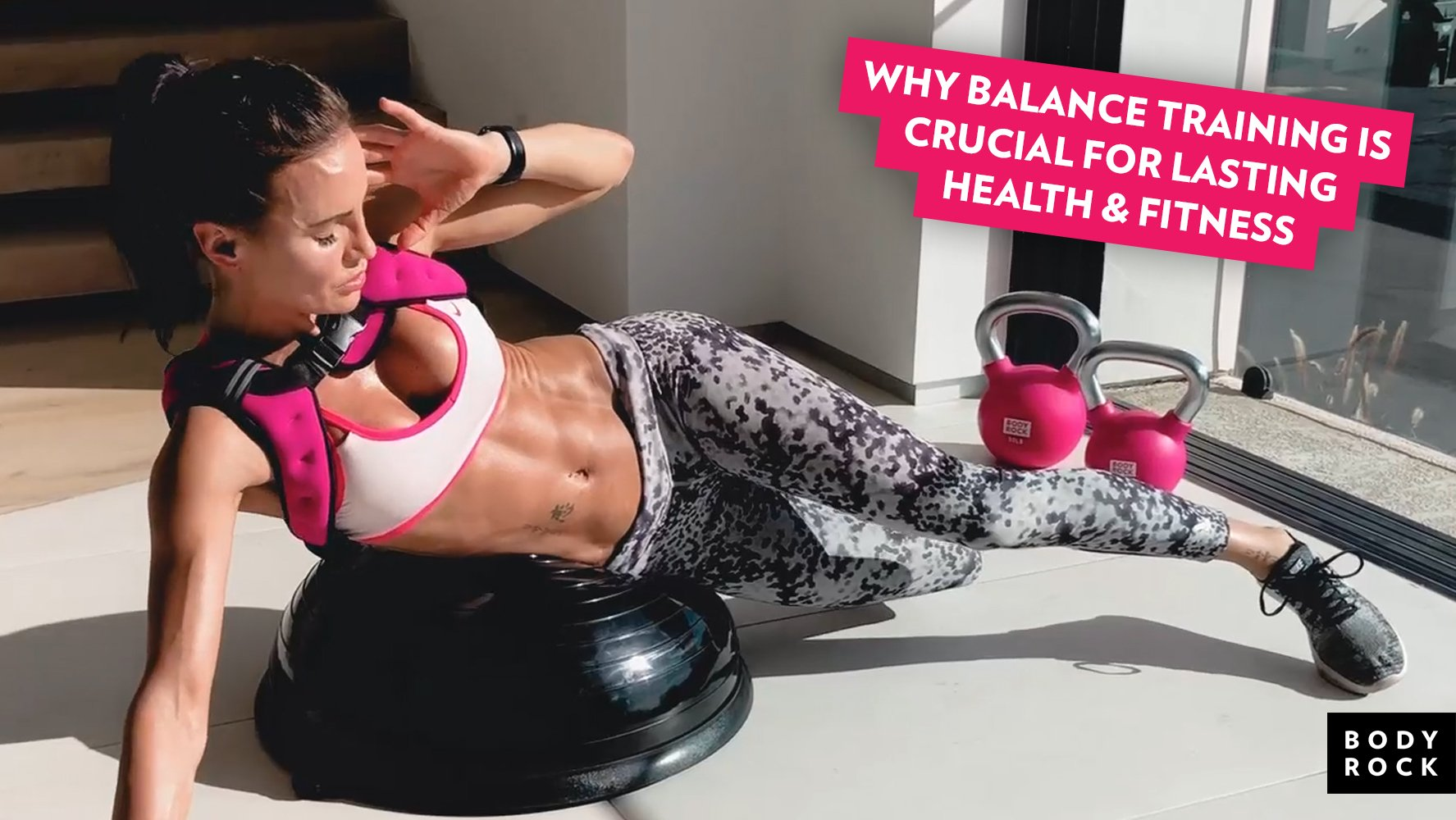 Why Balance Training Is Crucial For Lasting Health & Fitness