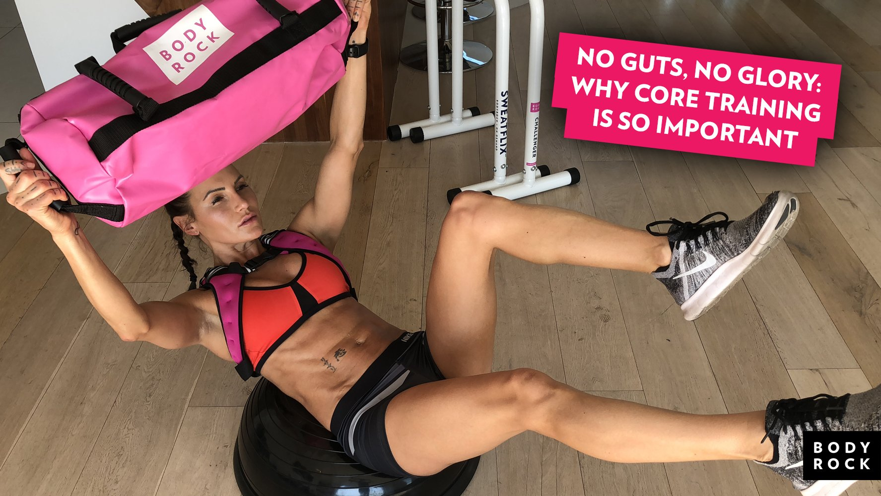 No Guts, No Glory: Why Core Training is So Important