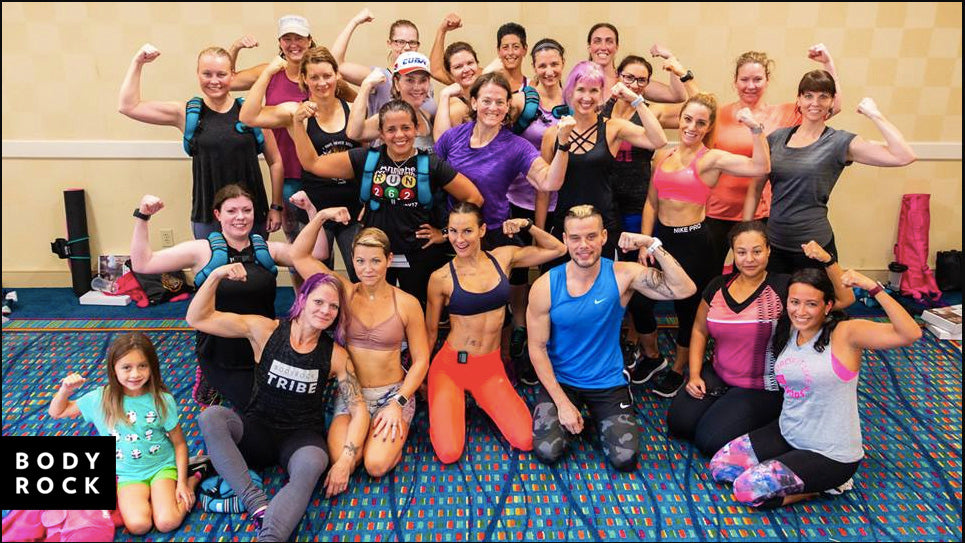 BodyRock #FitFam Motivation Monday: Meet Ashley & Anna