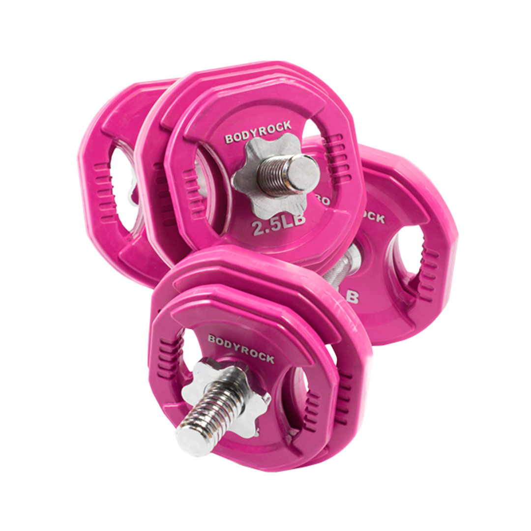 Image of Bodyrock Adjustable Dumbbells and Weights