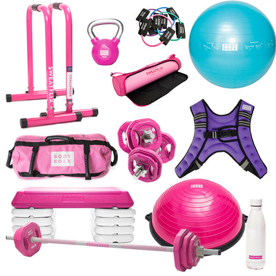 Complete Home Gym Bundle
