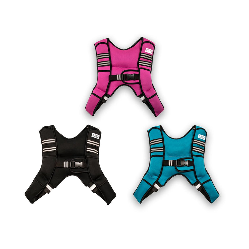 BodyRock Weighted Vest Trio