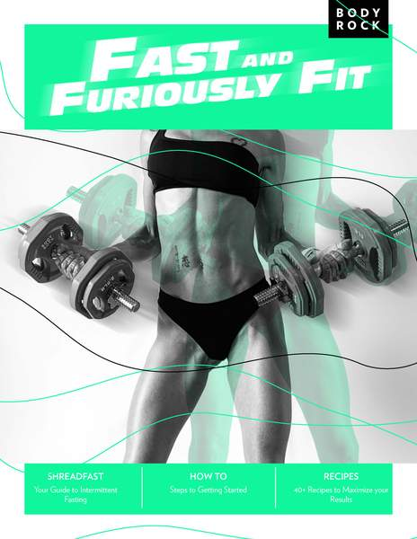 Fast and Furiously Fit eBook