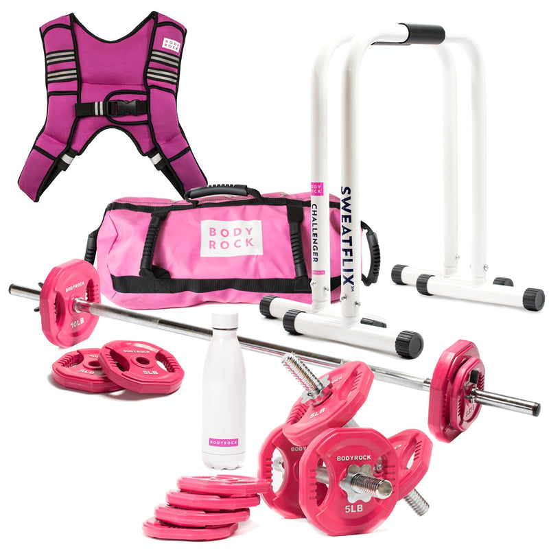 BodyRock Ultimate Home Gym Starter Kit