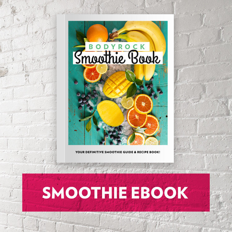 BodyRock Smoothie Book