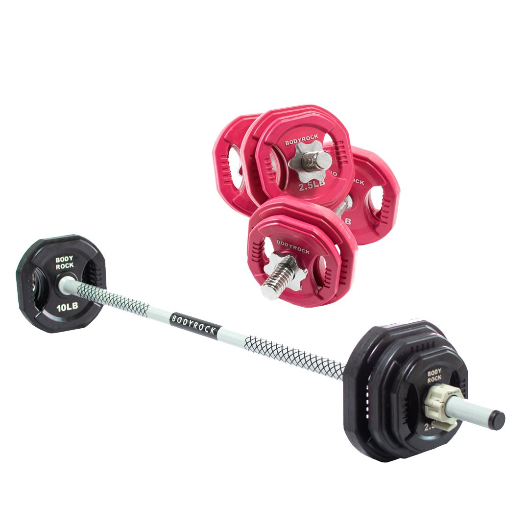 BODYROCK SCULPT BAR - GET DUMBBELLS