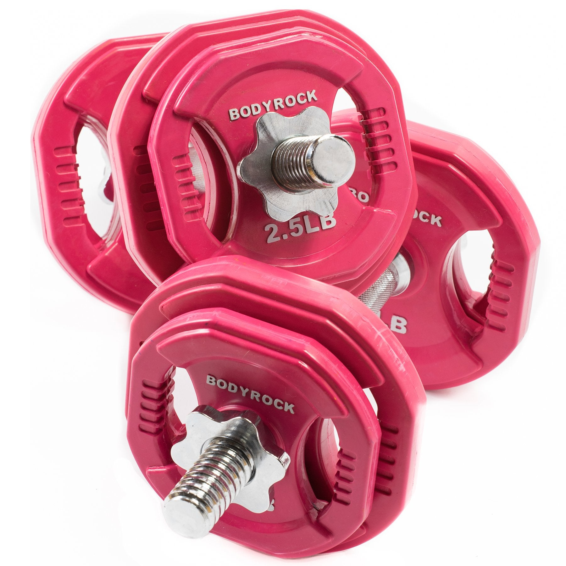 BodyRock Dumbbells & Weights